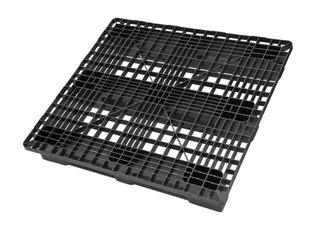 Plastpall 1300x1100mm Standard CP4 3 medar